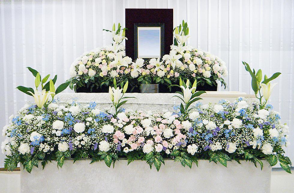 練馬区の葬儀社 小澤葬祭:家族葬プラン:『絆』きずな